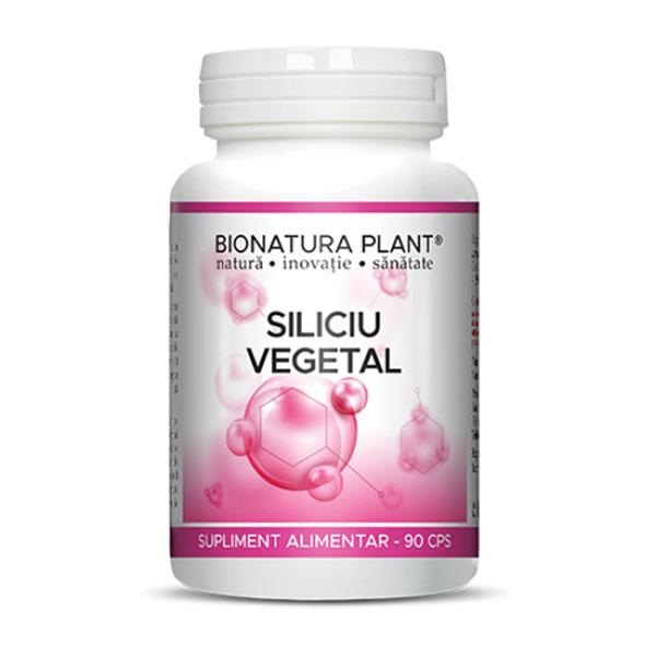 siliciu-vegetal